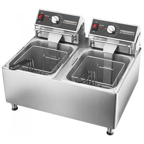 Chef-Built_CF-30 Deep Fryer_angle_basket in double_480x480